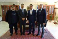 Βίντεο: Επίσκεψη του Ούγγρου Πρέσβη στον Περιφερειάρχη Δυτικής Μακεδονίας