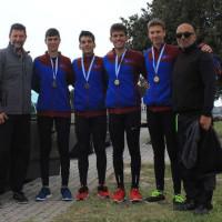 Μετάλλιο και μεγάλες διακρίσεις του τμήματος κωπηλασίας του Ν.Ο. Κοζάνης στο Πανελλήνιο Πρωτάθλημα – Συγχαρητήριο του Δημάρχου Σερβίων – Βελβεντού