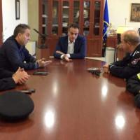 Βίντεο: Επίσκεψη του Υπαρχηγού του Πυροσβεστικού Σώματος στον Περιφερειάρχη Δυτικής Μακεδονίας