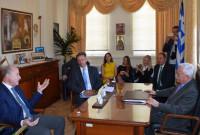 Επίσκεψη του Πρέσβη της Ουγγαρίας στη Σιάτιστα και εκδήλωση αφιερωμένη στους απόδημους της περιοχής στην Αυστροουγγαρία