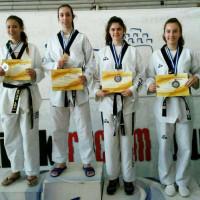 Με 4 μετάλλια επέστρεψε η Εορδαϊκή Δύναμη από το 2ο Προκριματικό Πρωτάθλημα TAEKWONDO Βορείου Ελλάδος