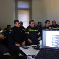 Με επιτυχία η πρώτη εκπαίδευση στις πρώτες βοήθειες για τους πυροσβέστες της Π.Υ Κοζάνης από εκπαιδευτές του ΕΚΑΒ