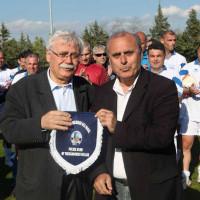 Με επιτυχία πραγματοποιήθηκε ο φιλανθρωπικός ποδοσφαιρικός αγώνας στο Τσοτύλι