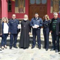 Ενημέρωση της Αστυνομικής Διεύθυνσης Κοζάνης στο Βελβεντό για την πρόληψη κλοπών και απατών