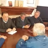 Συνάντηση του Παναγιώτη Λαφαζάνη με τον Δήμαρχο Εορδαίας