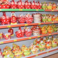 Η μεγαλύτερη ποικιλία σε λαμπάδες και πασχαλινά είδη και φέτος στα Happy Market Jumbo στην Κοζάνη!