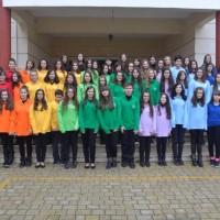 Η  χορωδία του Μουσικού Σχολείου Σιάτιστας στο χορωδιακό φεστιβάλ Πτολεμαΐδας