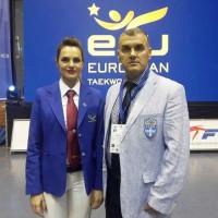Δύο άνθρωποι της Μακεδονικής Δύναμης Κοζάνης στο Πανευρωπαϊκό πρωτάθλημα Ταεκβοντό στη Βουλγαρία