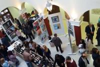 Με επιτυχία πραγματοποιήθηκαν τα εγκαίνια της 31ης ετήσιας έκθεσης του Συλλόγου Εικαστικών Τεχνών Κοζάνης – Δείτε φωτογραφίες