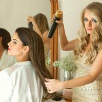 Εντυπωσιακά νυφικά χτενίσματα από το κομμωτήριο Splendid Studio Hair στην Κοζάνη