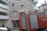 Αναστάτωση σε διαμέρισμα ηλικιωμένης στην οδό Ολύμπου από αναμμένο μάτι κουζίνας! Επέμβαση της Πυροσβεστικής