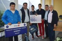 Φωτογραφίες: Βράβευση μαθητών Ιστορικού Γυμνασίου – Λυκείου Τσοτυλίου για την επιτυχία τους στον πανελλήνιο διαγωνισμό Young Business Talents