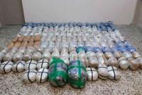 Συλλήψεις στην Καστοριά για διακίνηση 163 κιλών χασίς!