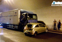 Κοζάνη: Από θαύμα δεν υπήρξαν θύματα στο τροχαίο ατύχημα μέσα σε σήραγγα της Εγνατίας – Δείτε βίντεο και φωτογραφίες