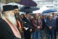 Άνοιξε τις πύλες της η 19η Ανθοκομική Έκθεση Πτολεμαΐδας – Υπό βροχή τα εγκαίνια το απόγευμα της Πέμπτης