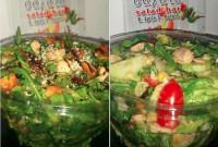 «Τα Κάνουμε… Σαλάτα»: Άλλες δύο νέες μοναδικές σαλάτες από το πρώτο salad bar της Κοζάνης!