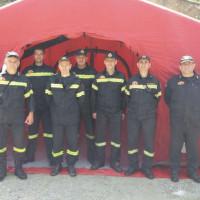 Με επιτυχία πραγματοποιήθηκε η άσκηση του Πυροσβεστικού Σώματος σε δασική περιοχή στην Εράτυρα Βοΐου
