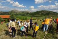 Βίντεο: Δενδροφύτευση 100 δέντρων με τους Προσκόπους Κοζάνης