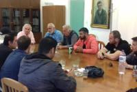 Ενημέρωση 2ης Συνάντησης για το 2017 με τον Διευθυντή του ΑΗΣ Αγίου Δημητρίου