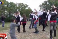 Το έθιμο των καβαλάρηδων στη Γαλατινή Κοζάνης – Δείτε το βίντεο