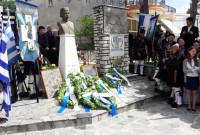 Σε κλίμα συγκίνησης οι εκδηλώσεις τιμής για τους πεσόντες Μακεδονομάχους στον Φούφα Εορδαίας