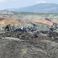 Τεράστια κατολίσθηση στο Ορυχείο Αμυνταίου! Σε κατάσταση εκτάκτου ανάγκης οικισμός των Αναργύρων
