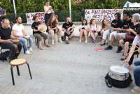 Άνοιξε μουσικά το 6ο Αντιρατσιστικό Φεστιβάλ Κοζάνης με το εργαστήρι κρουστών ενηλίκων του ΔΩΚ – Δείτε βίντεο και φωτογραφίες