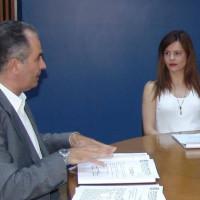 Συνάντηση του Προέδρου της ΓΕΝΟΠ/ΔΕΗ Γ. Αδαμίδη με την υπουργό Εργασίας