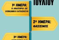 Δείτε αναλυτικά όλο το πρόγραμμα του 6ου Αντιρατσιστικού Φεστιβάλ Κοζάνης