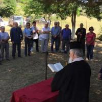 Πραγματοποιήθηκε η εκδήλωση μνήμης της Μάχης του Σαρανταπόρου