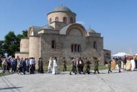 Πραγματοποιήθηκε ο Εορτασμός της Γεννήσεως του Τιμίου Προδρόμου Αγίου Ιωάννη Βαζελώνος