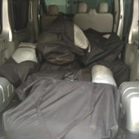 Άλλη μια επιτυχία της Αστυνομίας: Συνελήφθησαν στην Κοζάνη Αλβανοί διακινητές ναρκωτικών με πάνω από 300 κιλά χασίς!