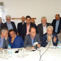Την αναγκαστική απαλλοτρίωση των Αναργύρων από το δημόσιο ανακοίνωσε σήμερα ο Γ. Σταθάκης στην έκτακτη επίσκεψή του στην περιοχή