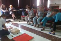 Ολοκληρώθηκαν με επιτυχία τα Σεμινάρια Πρώτων Βοηθειών για τους εργαζομένους του Δήμου Εορδαίας