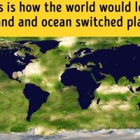 Ο κόσμος όπως… δεν μας τον δίδαξαν στο σχολείο – Δείτε 13 ξεχωριστούς χάρτες