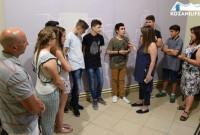 Σπουδαία διάκριση των μαθητών του Γυμνασίου Λευκοπηγής σε διεθνή διαγωνισμό – Βράβευση από το Δημοτικό Συμβούλιο Κοζάνης