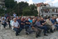 Λαϊκή συνέλευση πραγματοποιήθηκε στην πλατεία της Σκ΄ρκας, η πρώτη από μια σειρά συνελεύσεων στην πόλη της Κοζάνης
