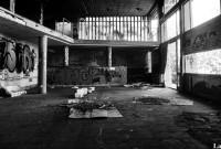 Ξενία Κοζάνης: Φωτογραφίες από το εσωτερικό του κτιρίου που δε θυμίζουν σε τίποτα το ένδοξο παρελθόν του