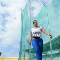 Μία ακόμη καλή εμφάνιση σε τελικό μεγάλης διοργάνωσης για την Πτολεμαϊδιώτισα Ηλιάνα Κοροσίδου