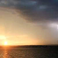 Το χρονικό μιας καταιγίδας στην Κοζάνη: Εξαιρετική καταγραφή βίντεο από τη λίμνη Πολυφύτου