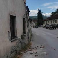 Έντονη σεισμική δραστηριότητα στην Οχρίδα – Περισσότεροι από 800 σεισμοί έχουν καταγραφεί τις τελευταίες μέρες – Δείτε βίντεο και φωτογραφίες από τις ζημιές