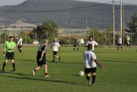 Πραγματοποιήθηκε ο φιλανθρωπικός ποδοσφαιρικός αγώνας παλαιμάχων στο γήπεδο της Ξηρολίμνης – Δείτε φωτογραφίες