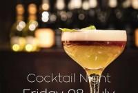 Συνεχίζονται οι βραδιές Cocktail της Παρασκευής στο Eleven Street, το νέο στέκι της Κοζάνης