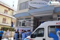 Στήριξη του Συνδικάτου Οικοδόμων στον αγώνα των εργαζομένων της Euromedica ενάντια στην απλήρωτη εργασία