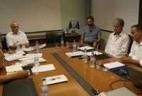 Συνάντηση εργασίας φορέων, επιχειρήσεων και της ΕΤΒΑ ΒΙ.ΠΕ. για την νέα Βιομηχανική Περιοχή στην Κοζάνη