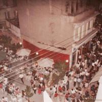 Η φωτογραφία της ημέρας: Όταν κάποτε δεν πηγαίναμε μόνο πλατεία, αλλά και στενό!