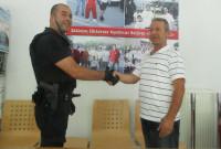 Αστυνομικός της Ομάδας ΔΙ.ΑΣ. Κοζάνης ο 9ος συμβατός δότης Μυελού των Οστών της «Γέφυρας Ζωής»
