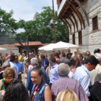 Τα εγκαίνια του αποκατεστημένου Αρχοντικού Πούλκως στη Σιάτιστα – Δείτε φωτογραφίες από την εκδήλωση