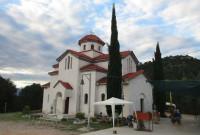 Πανηγύρισε το ξωκκλήσι της Οσίας Ειρήνης Χρυσοβαλάντου στο Βαθύλακκο Κοζάνης