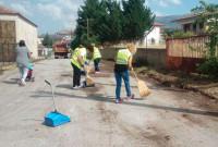 Συνεχίζονται οι ολοκληρωμένες παρεμβάσεις καθαριότητας και πρασίνου σε κοινότητες του Δήμου Κοζάνης